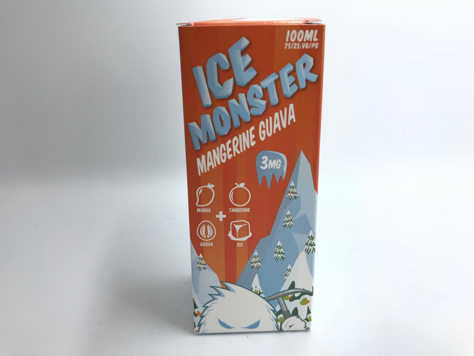 Ice Monster Mangerine Guava eJuice