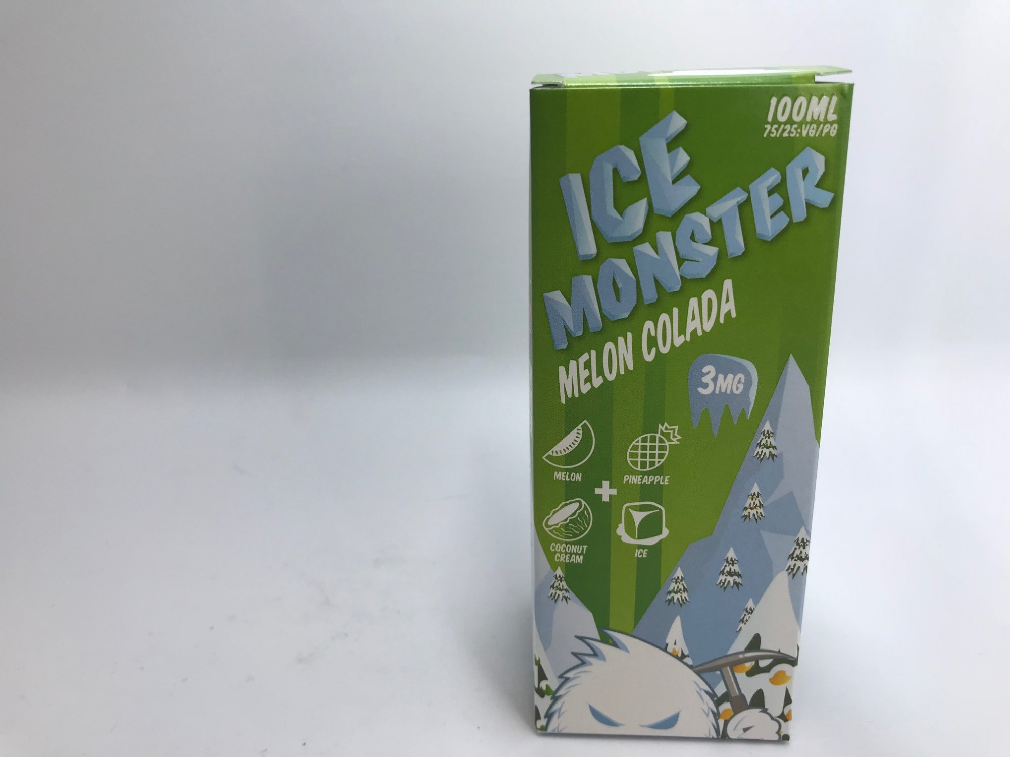 Ice Monster Melon Coolada eJuice