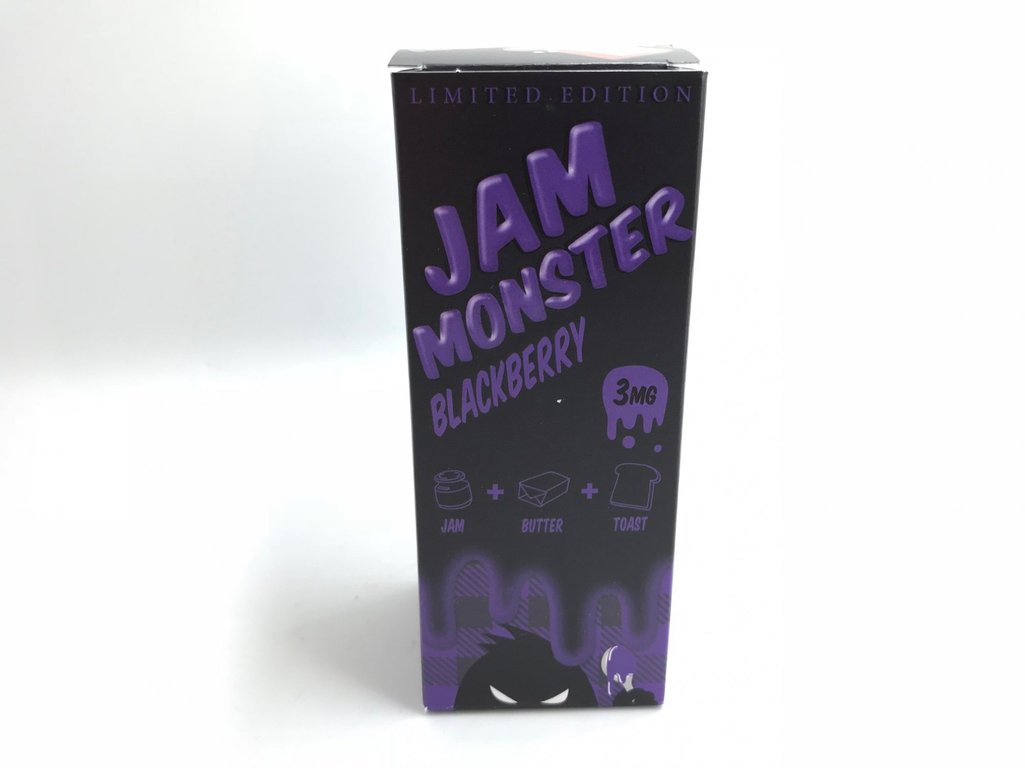 Jam Monster Blackberry eJuice