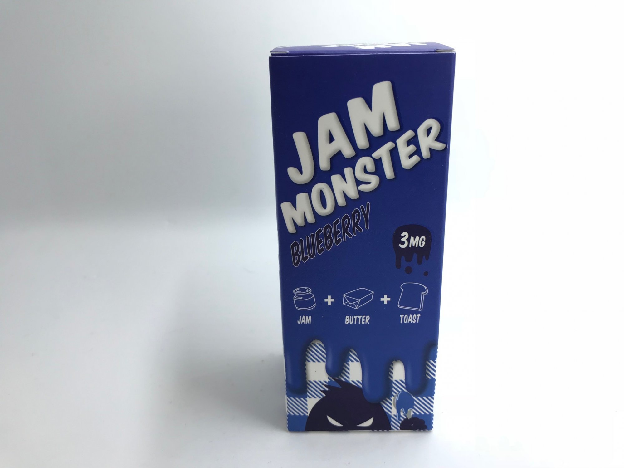 Jam Monster Blueberry eJuice