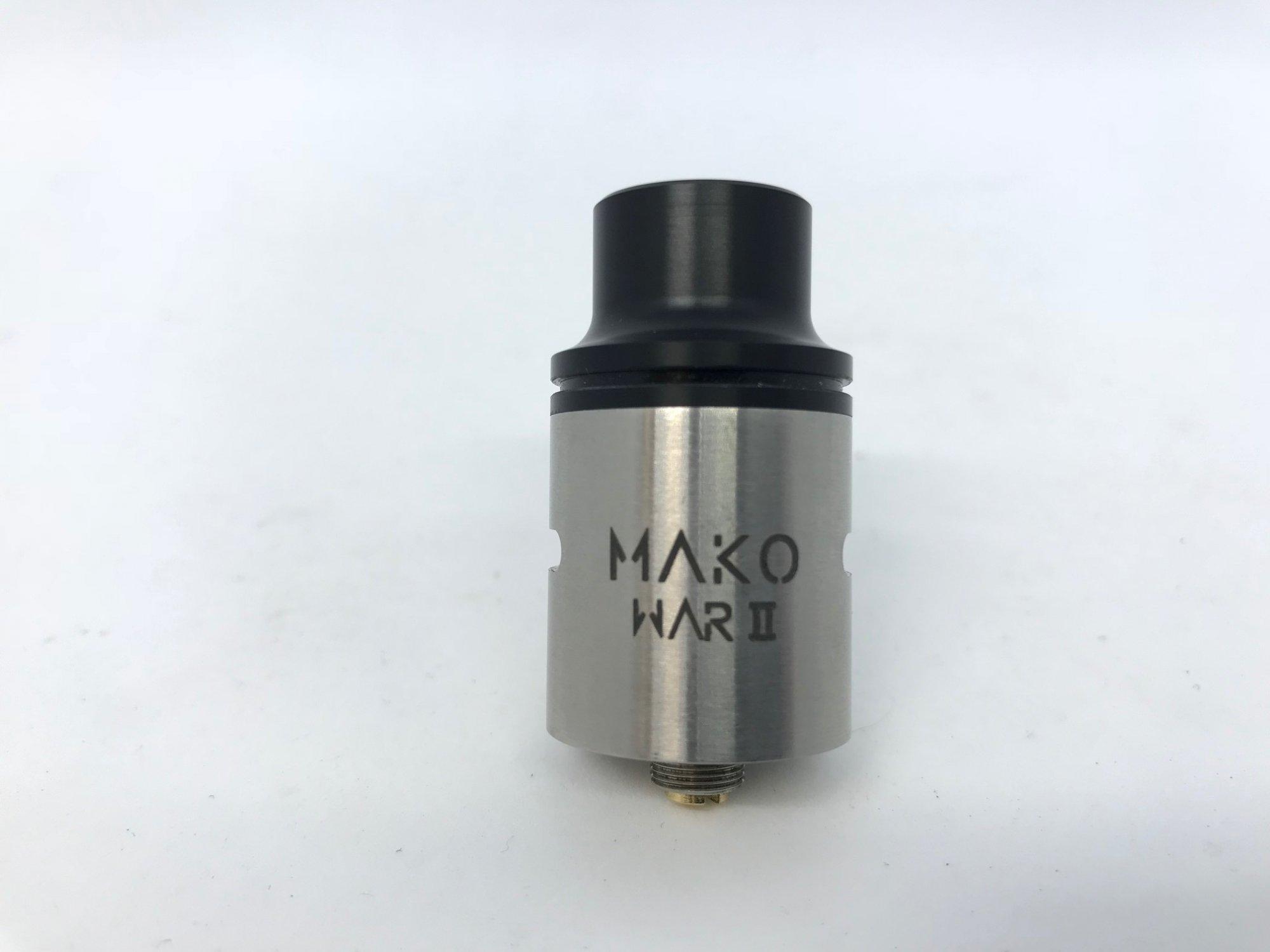 Beyond Vape Mako War V2 RDA