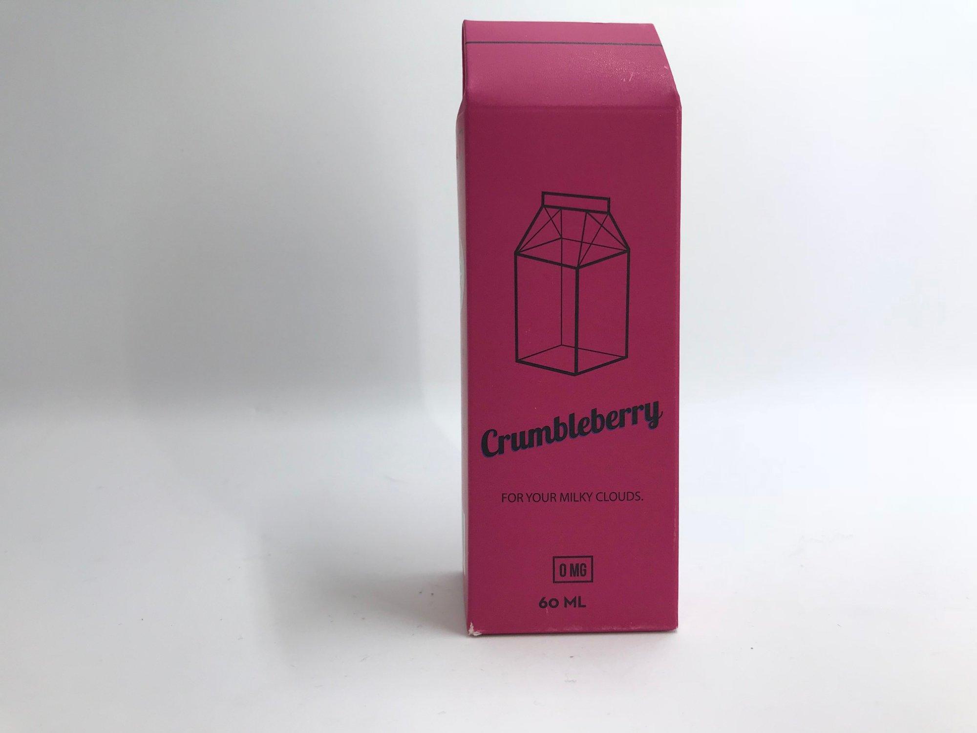 Milkman Crumbleberries eJuice