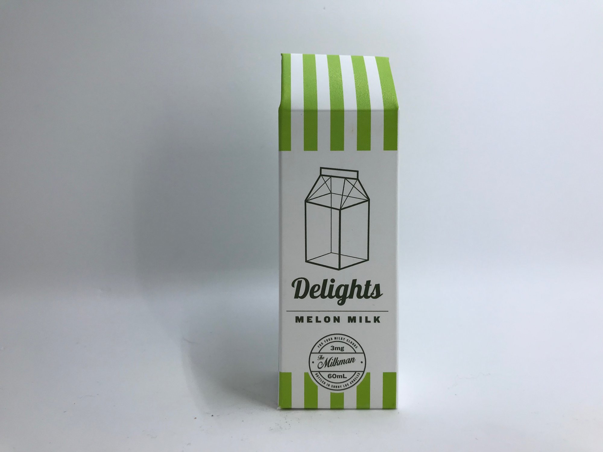 Milkman Delights Melon Milk eJuice