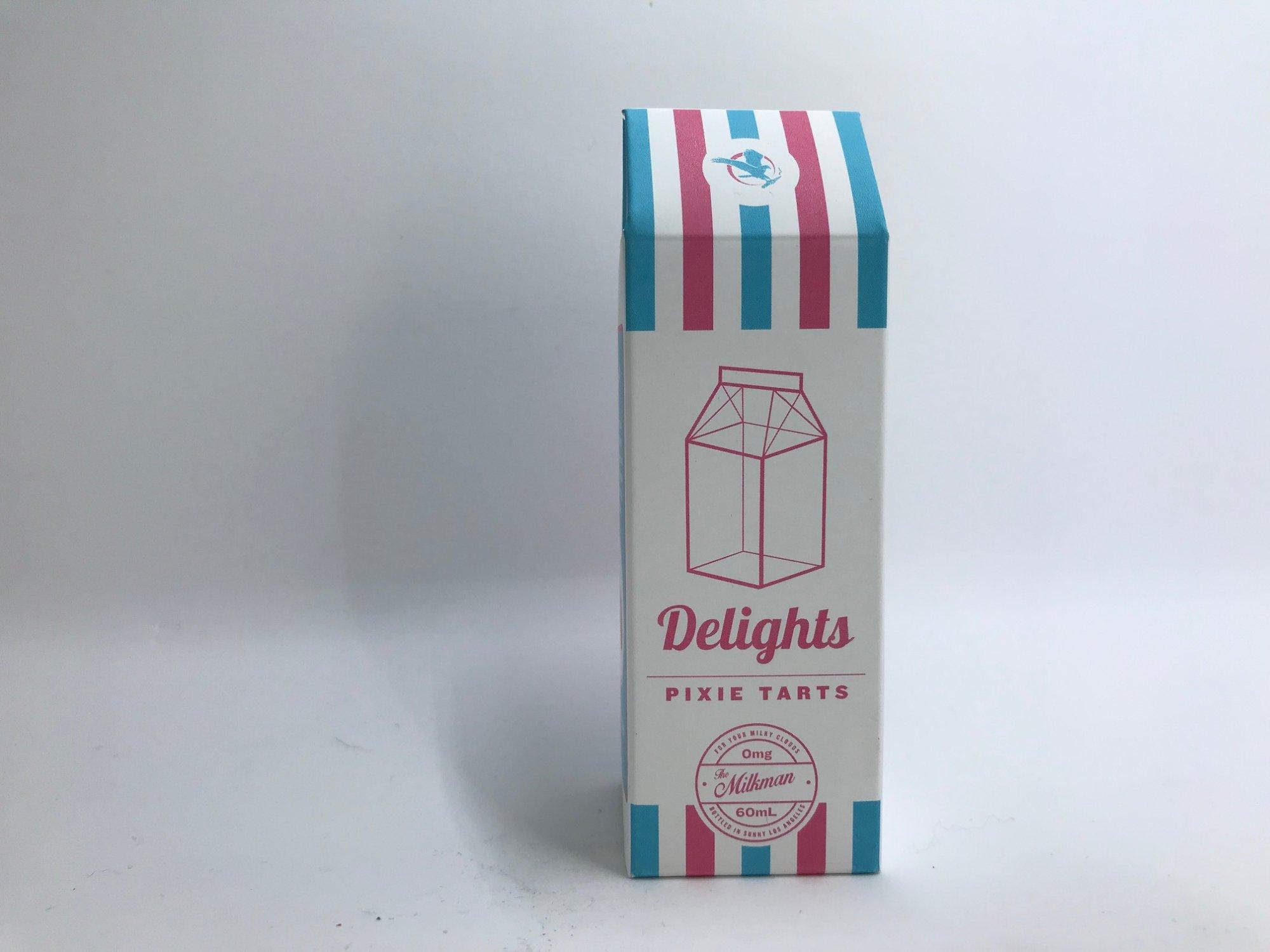 Milkman Delights Pixie Tarts eJuice
