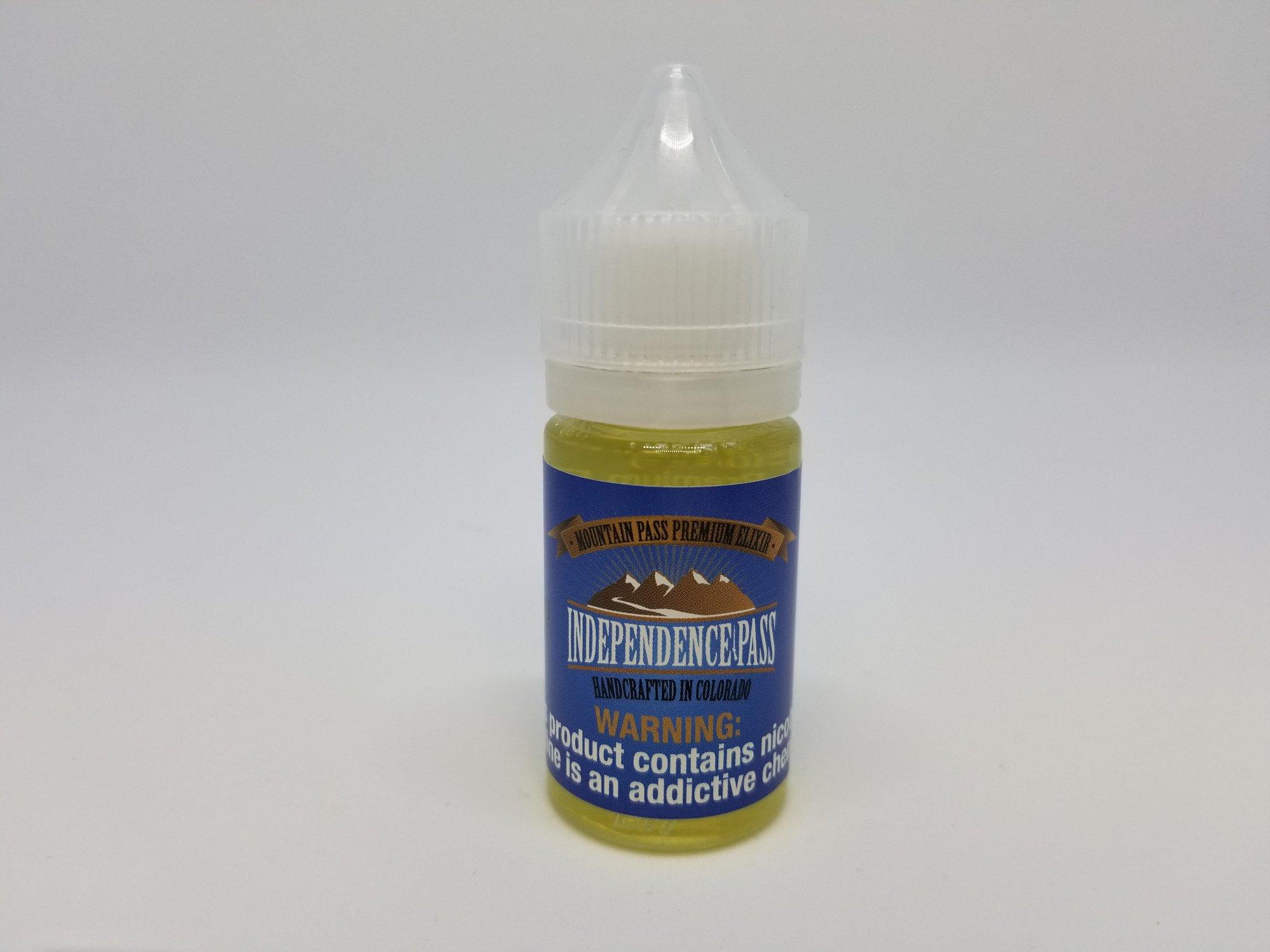 Mountain Pass Independence Salt eJuice