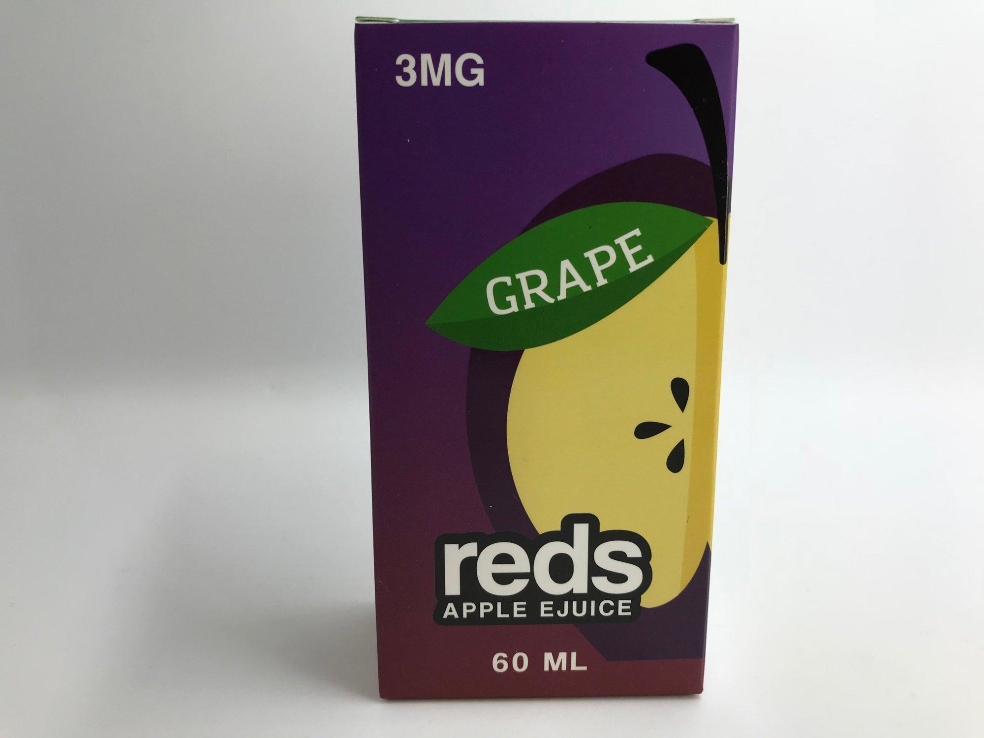 Reds Grape eJuice
