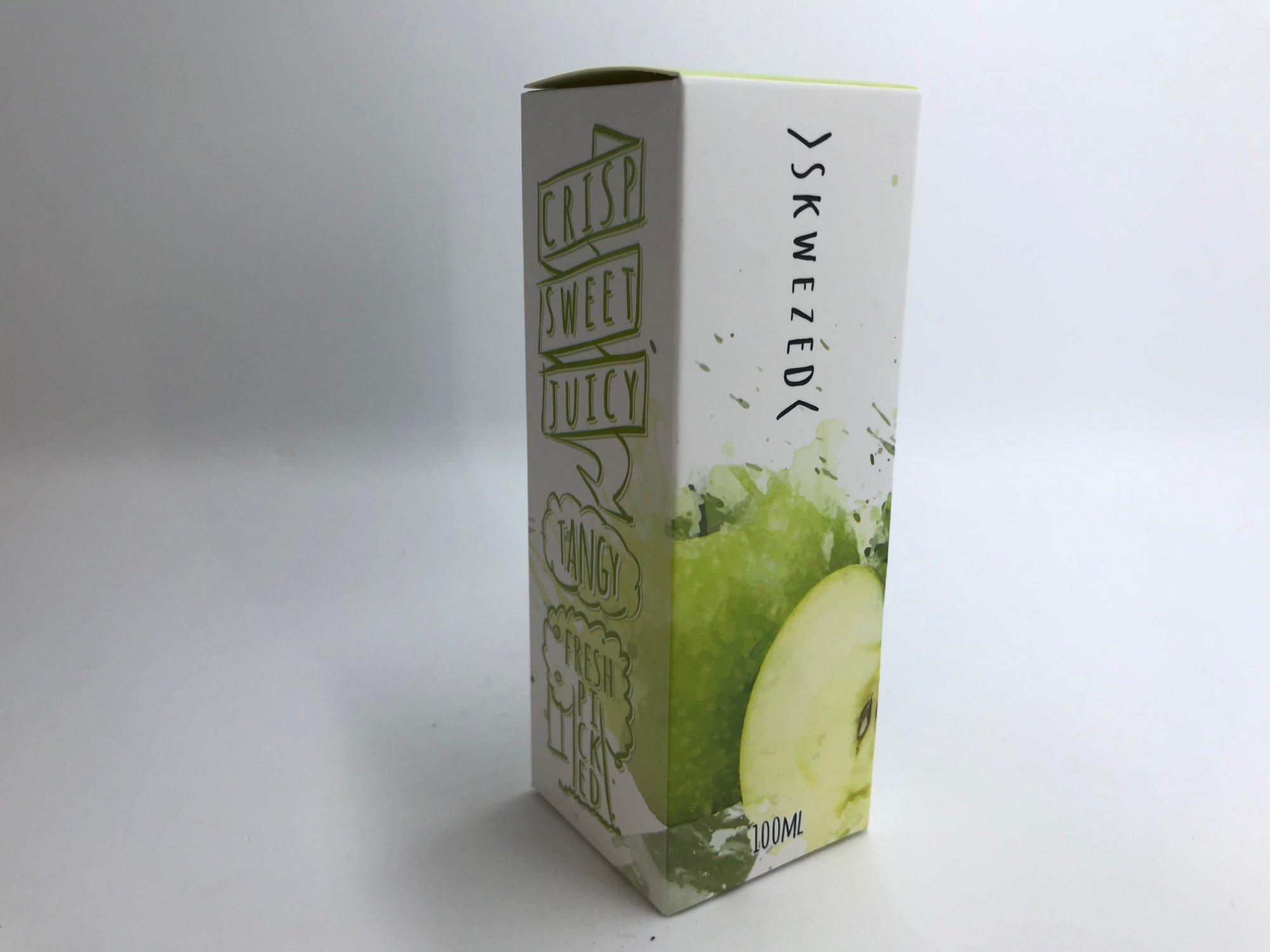 Skwezed Green Apple eJuice
