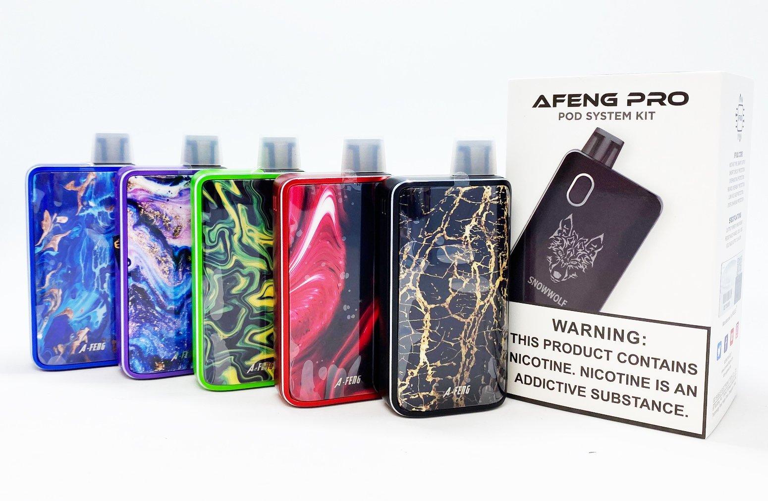 SnowWolf AFeng Pro Kit