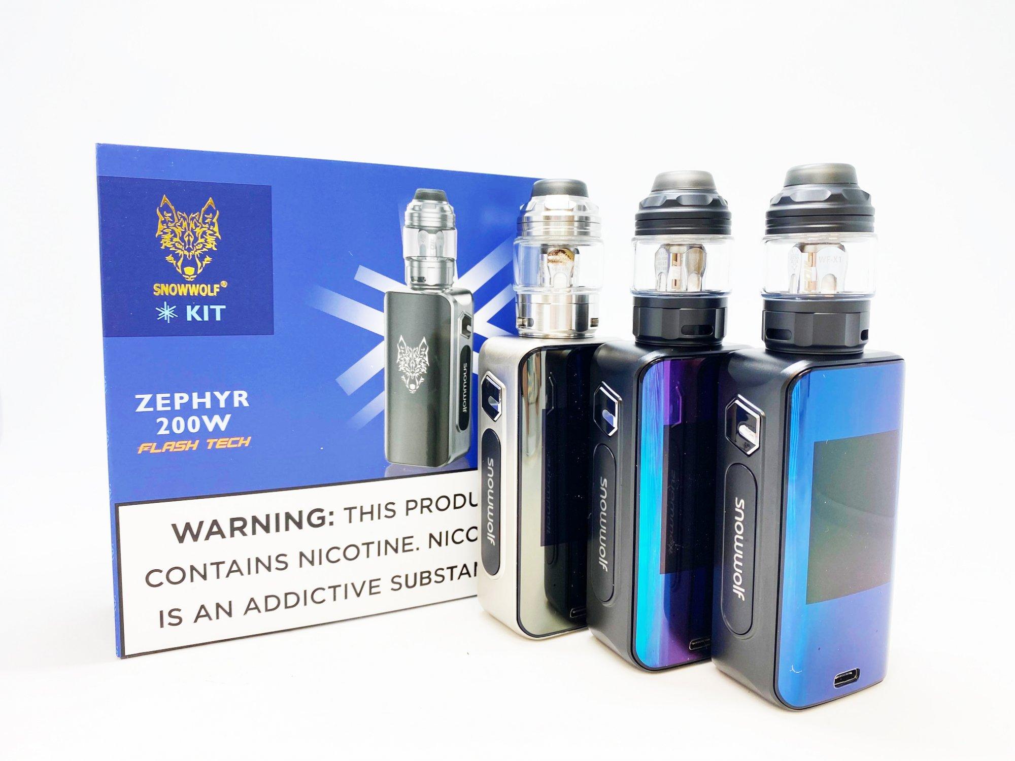 SnowWolf Zephyr Kit