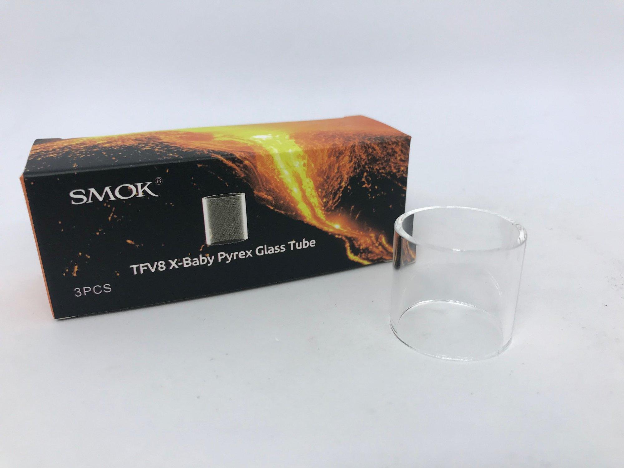TFV8 Baby X Glass