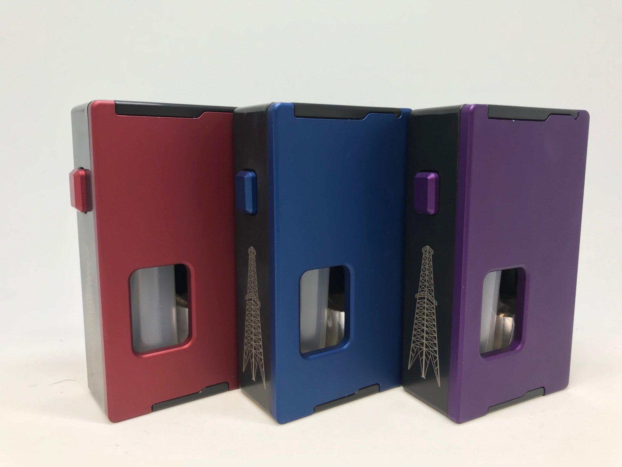VapeAMP Squonk Box