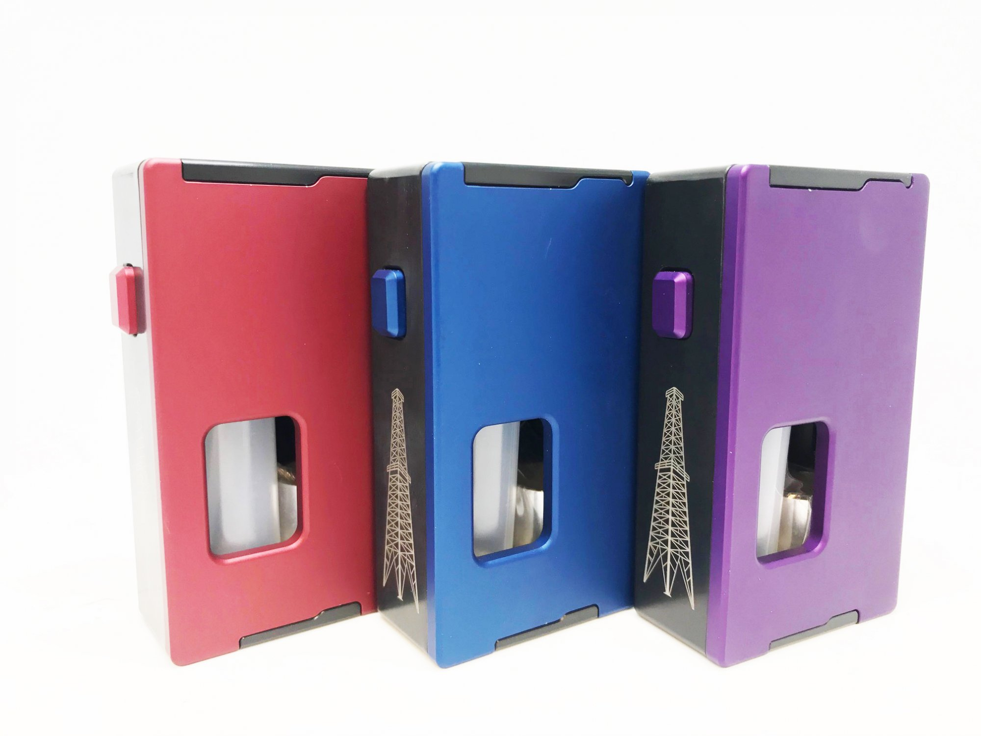 VapeAMP Squonk Box