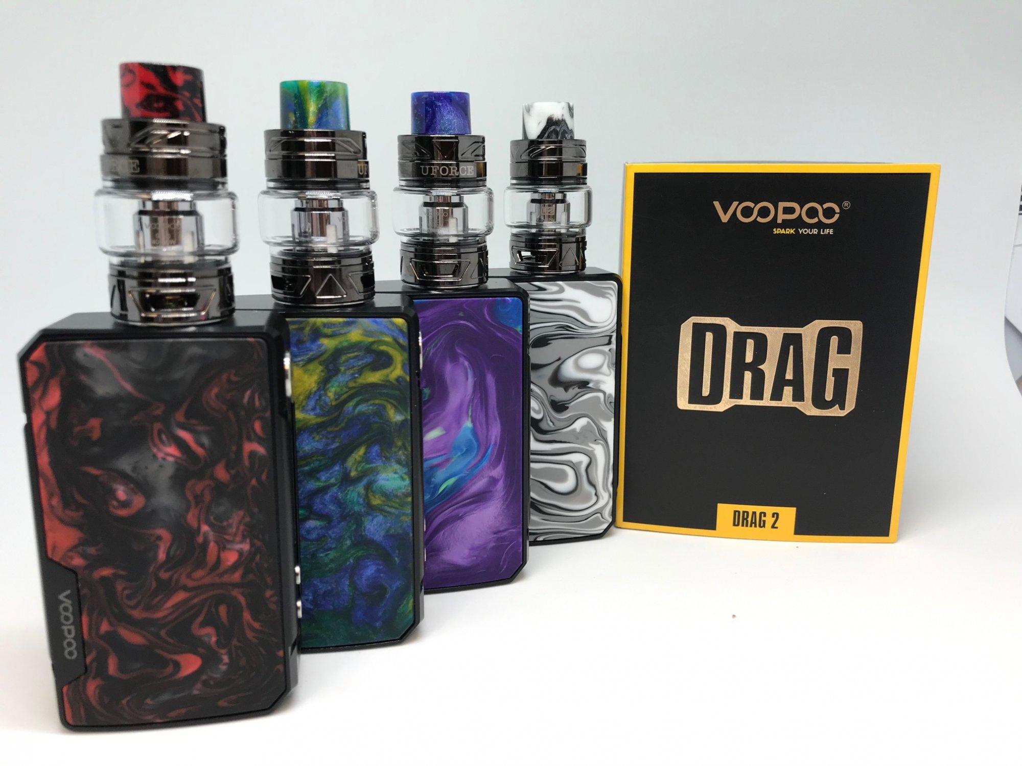 VooPoo Drag V2 Kit