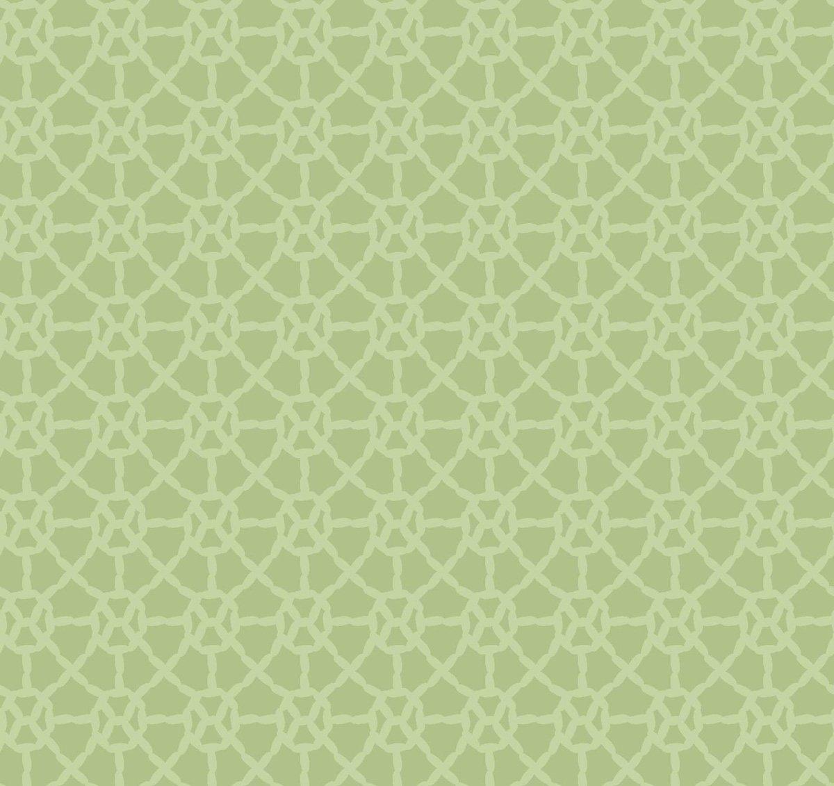2021 Shop Hop Fabric Green Blender