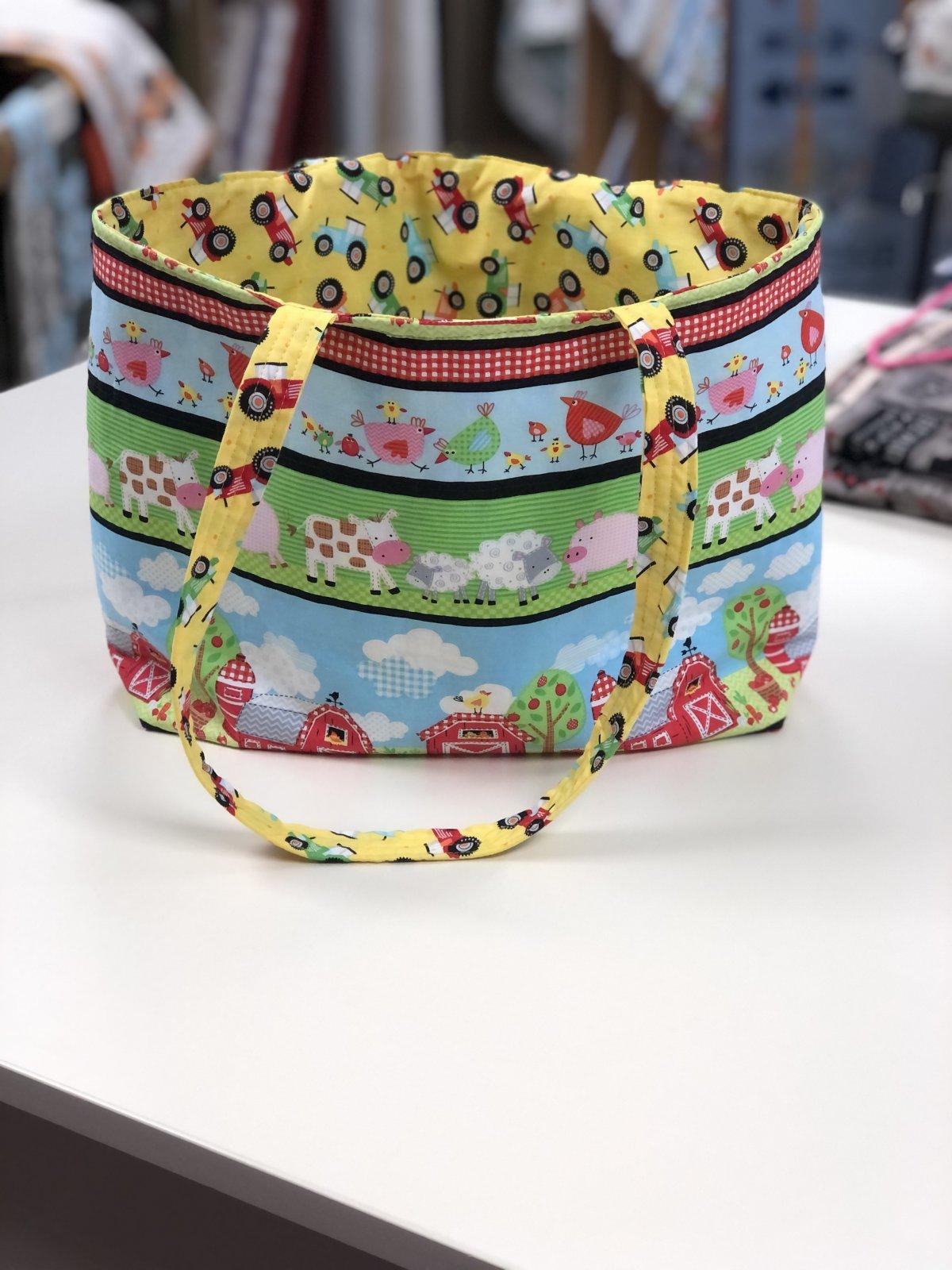 Happy Farm Bag