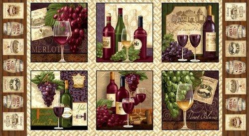 Vineyard Valley Panel