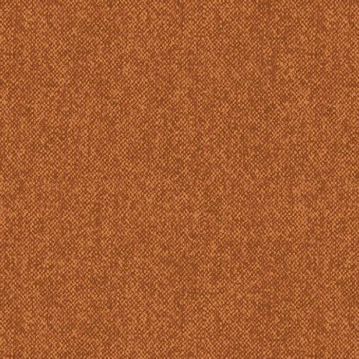 A Very Wooly Winter Tweed Orange