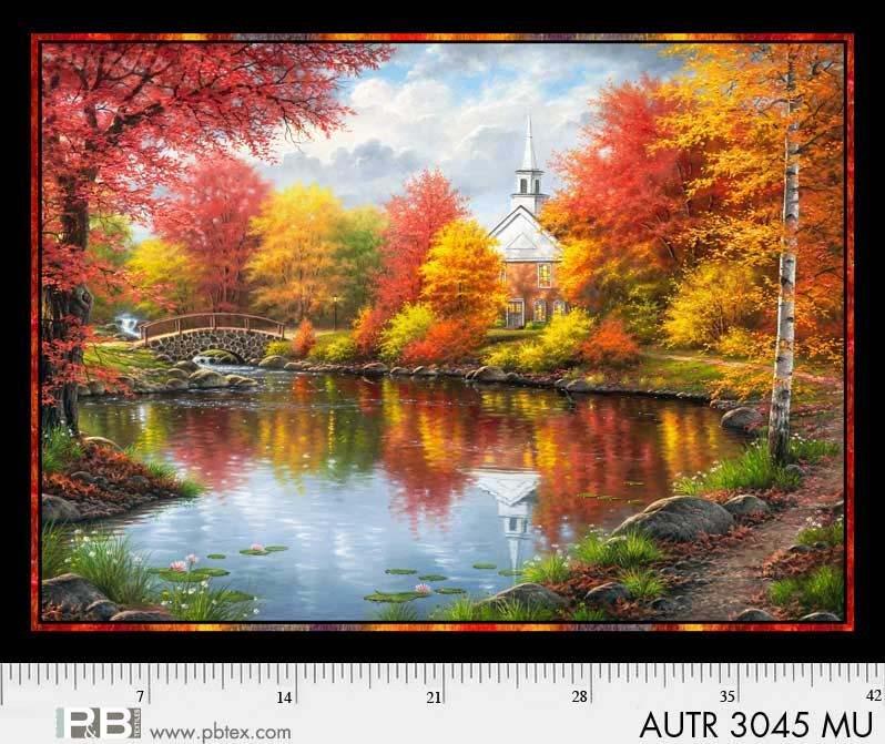 Autumn Tranquility Autum