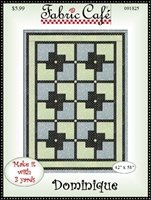 Dominque 3 Yard Quilt Pattern