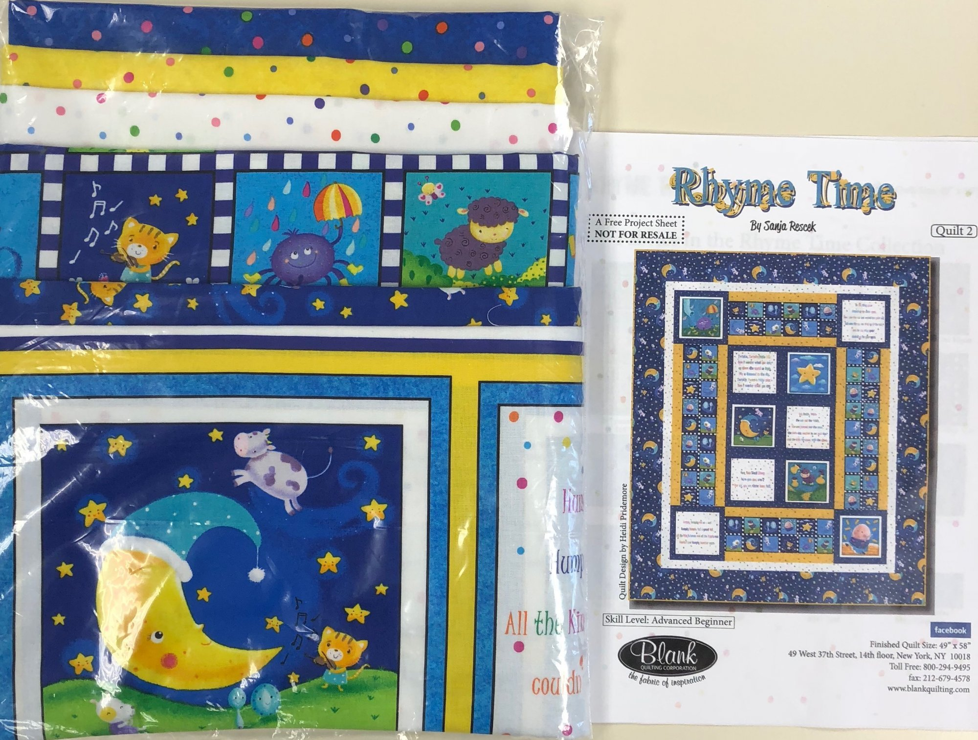 Rhyme Time KIt