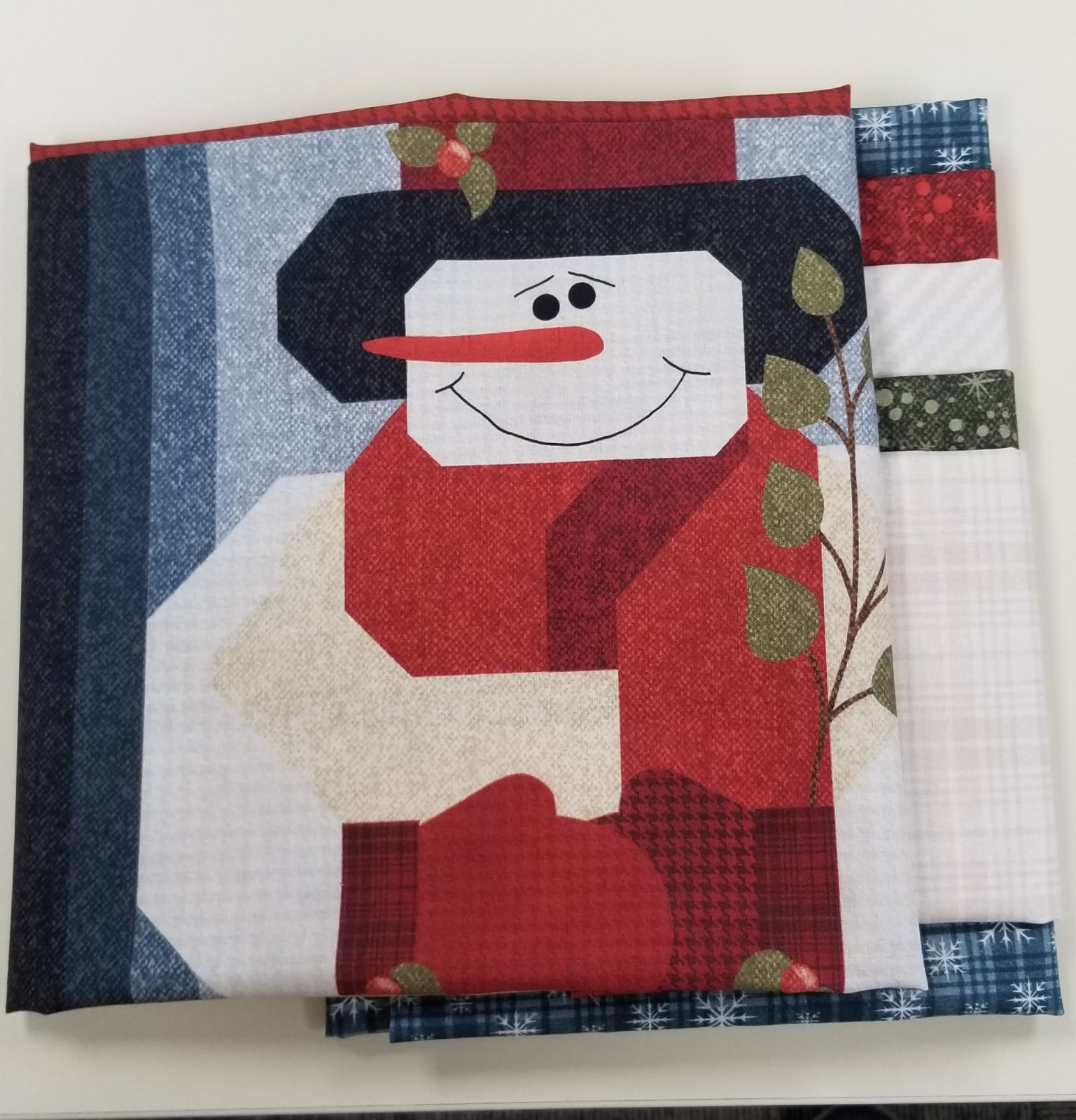A Very Wooly Winter Kit 38 X 50
