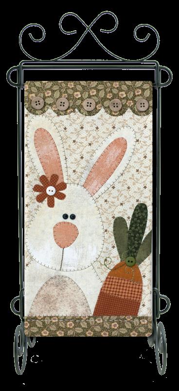 Little Quilts April Kit