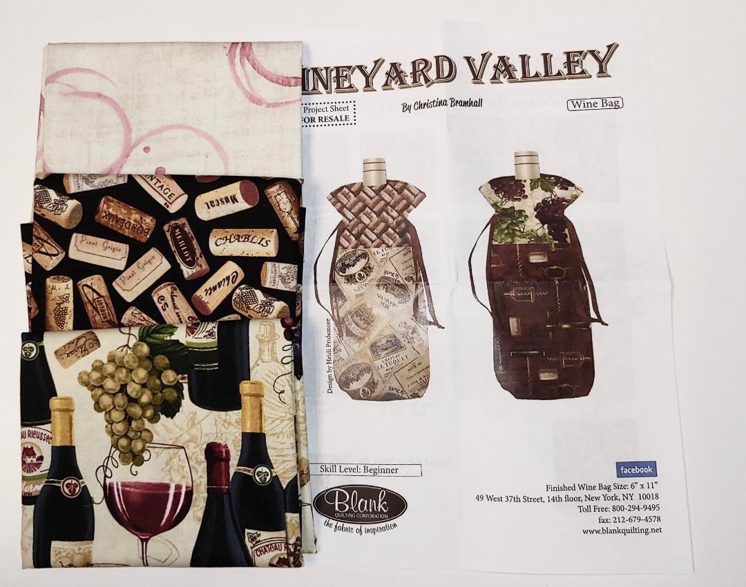 The Wine Bag Kit