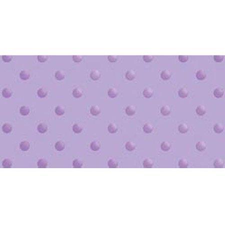 Doodlebug Kraft In Color Sprinkles Vellum 12X12-Lilac