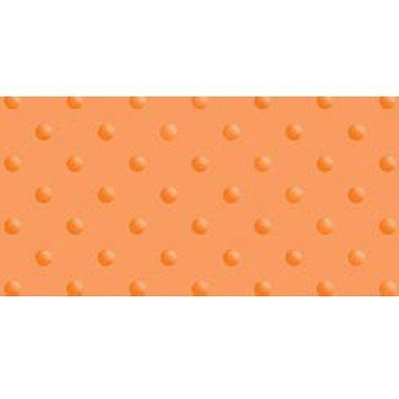 Doodlebug Kraft In Color Sprinkles Vellum 12X12-tangerine