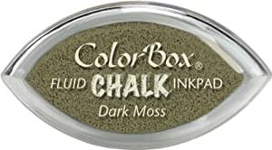 ColorBox Fluid Chalk Cat's Eye Ink Pad-Dark Moss