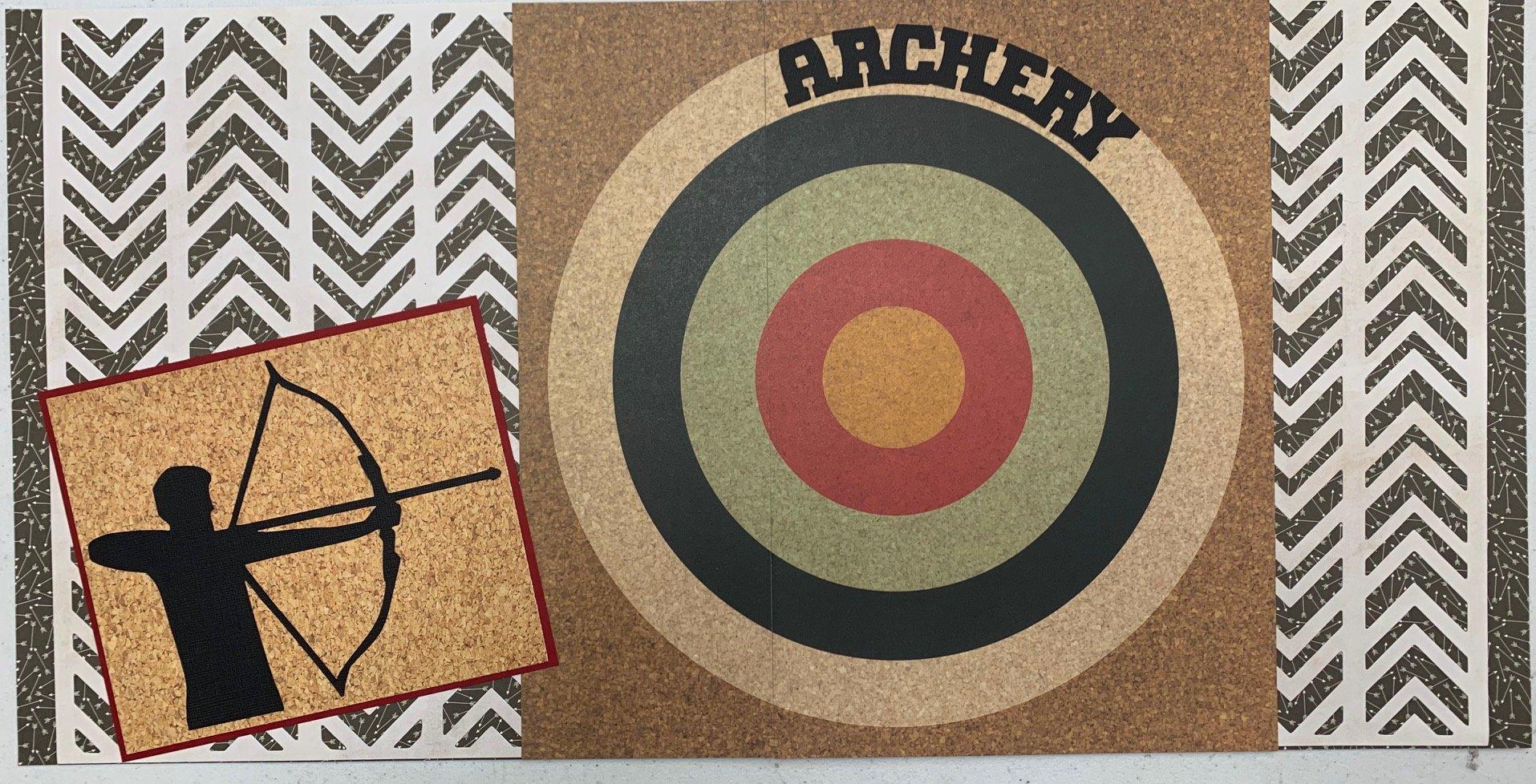Archery Layout Kit