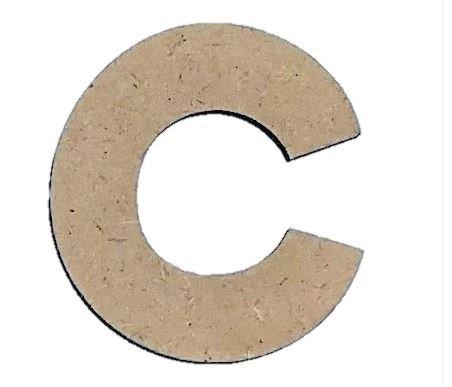 Foundations Decor Letter C