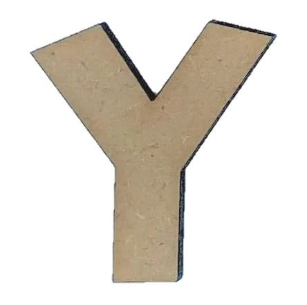Foundations Decor Letter Y