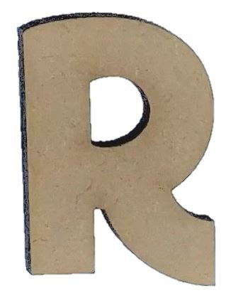 Foundations Decor Letter R