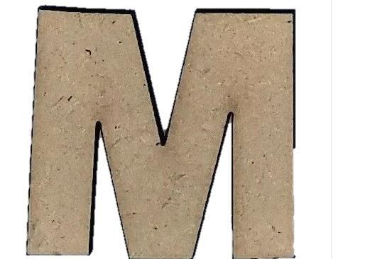 Foundations Decor Letter M