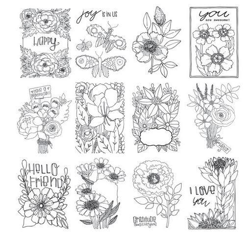 ADORNit Joy Flowers