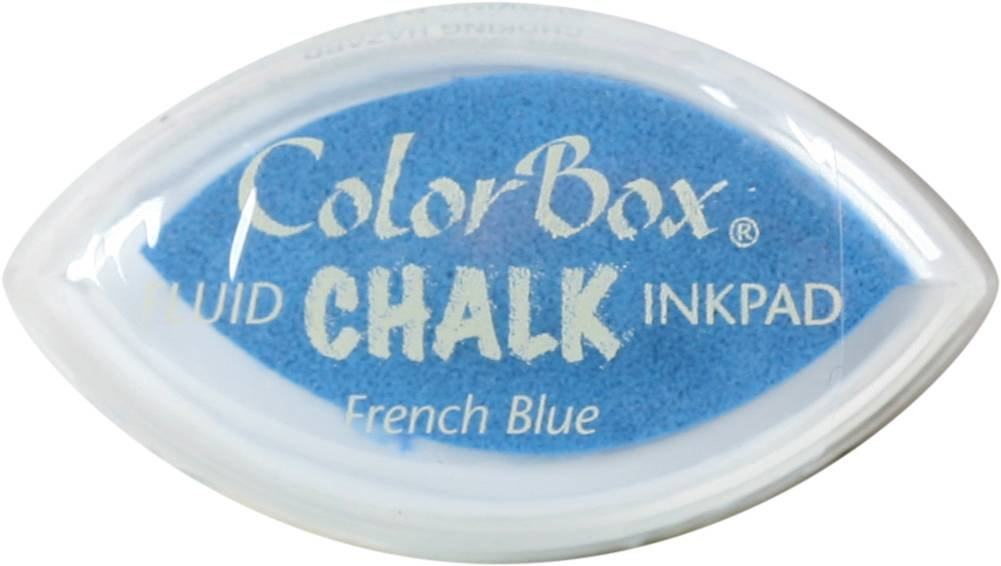 ColorBox Fluid Chalk Cat's Eye Ink Pad-French Blue