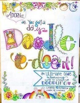 *Doodle-E-Doo it! Book