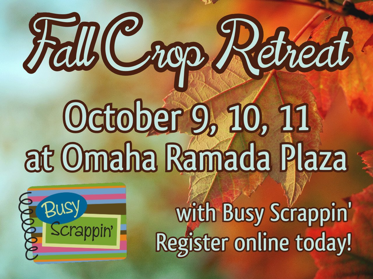 Fall Crop Retreat
