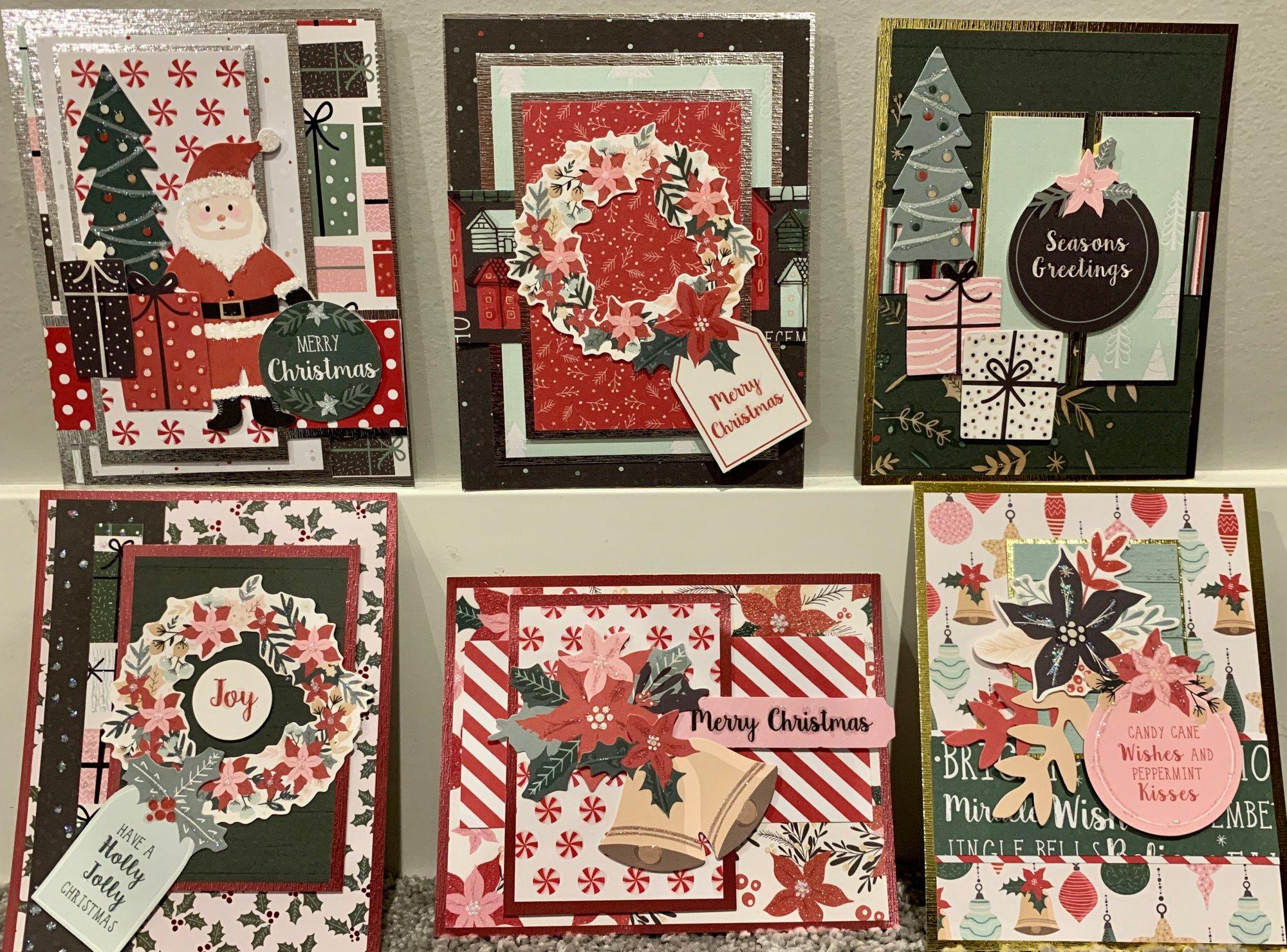 Merry Christmas Card Kit