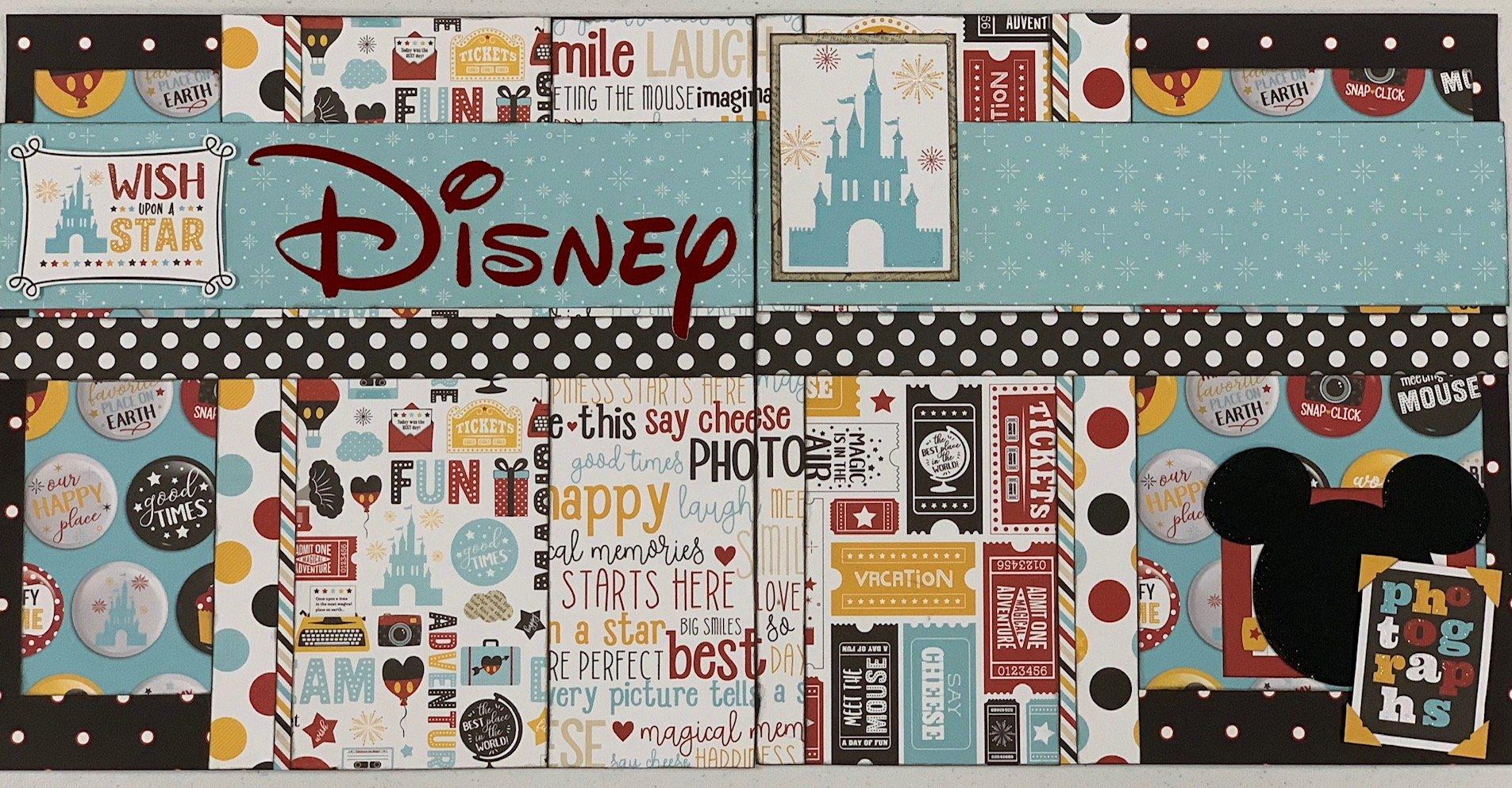 Disney Wish Upon A Star Kit
