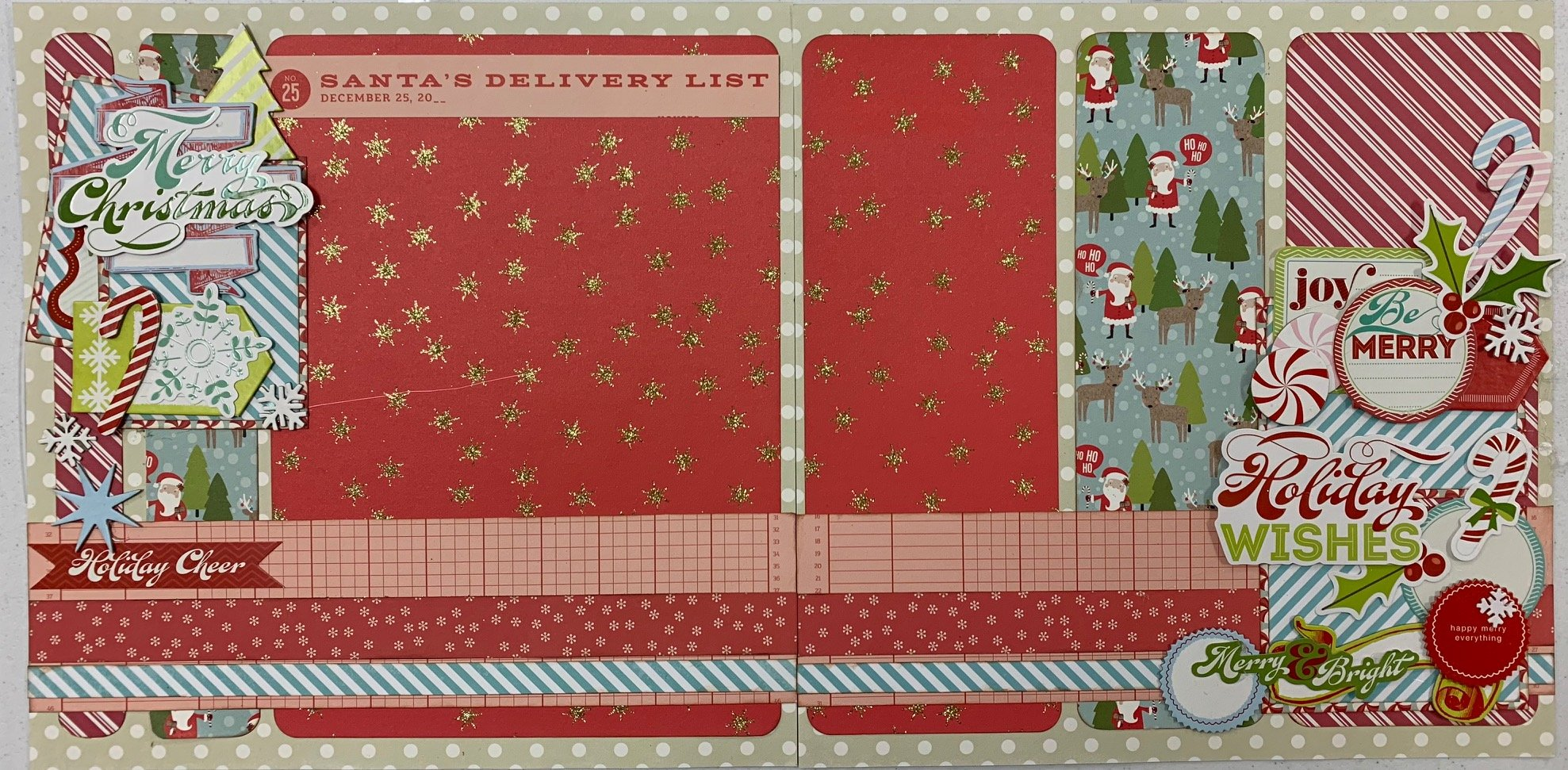 Christmas Layout Kit