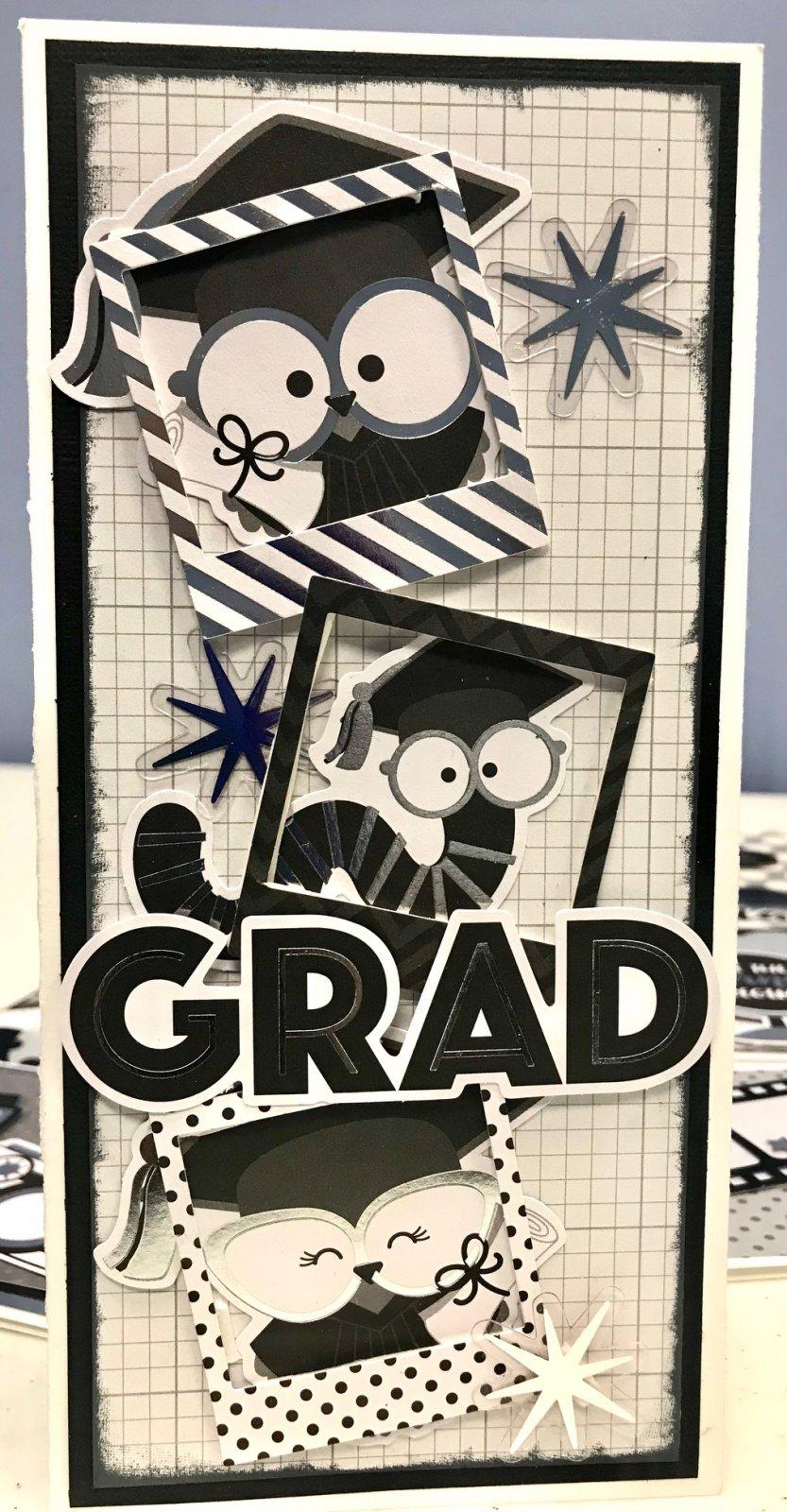 Woo Hoo Grad! Card Kit
