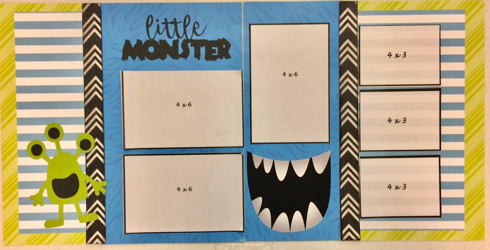 Little Monster Layout Kit