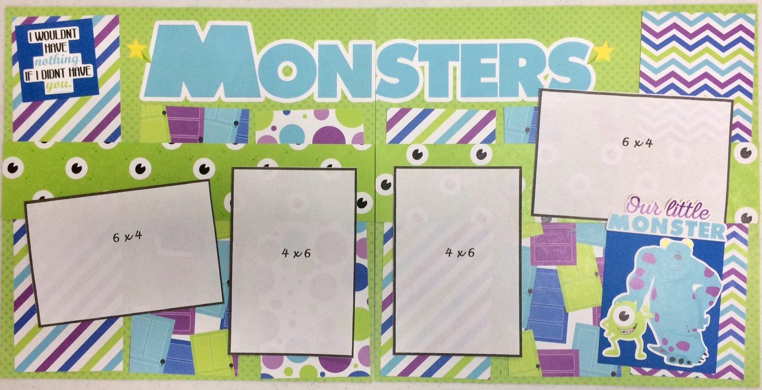 Monster Layout Kit