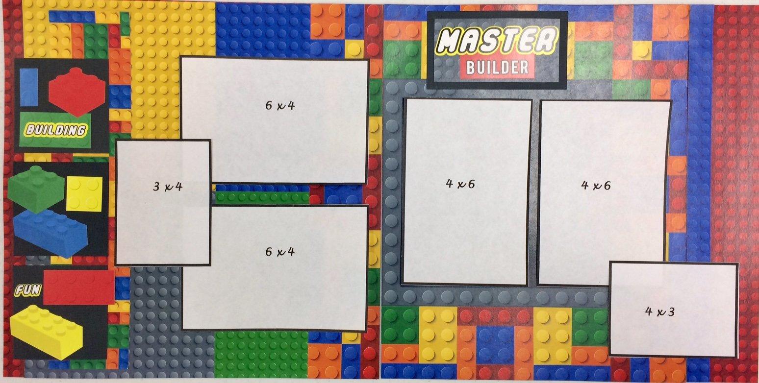 Building Blocks Layout Kit
