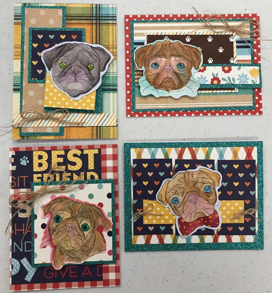 Perfect Pups Card Kit