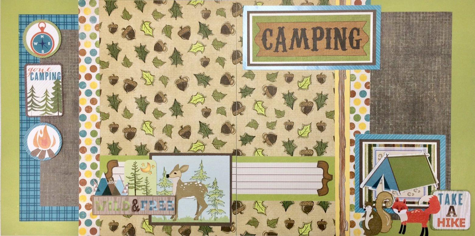 Camping Layout Kit