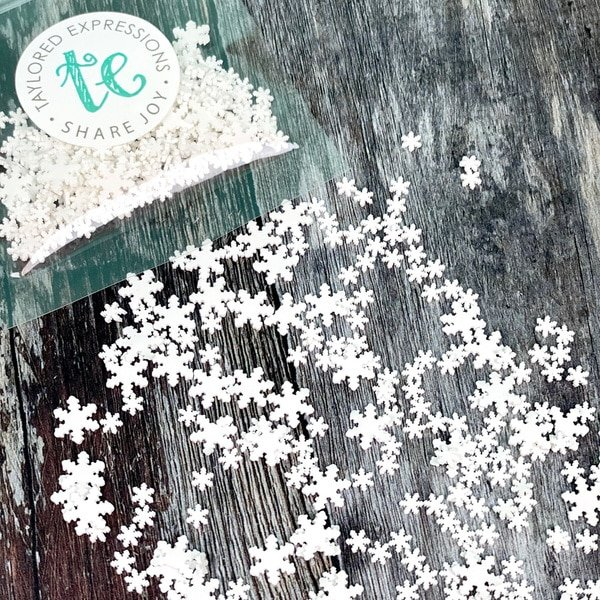 Taylored Expressions Bits & Pieces Snowflakes
