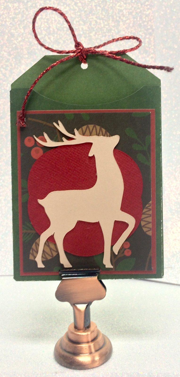 Gift Card Holder Make 'n Take - Set of Five